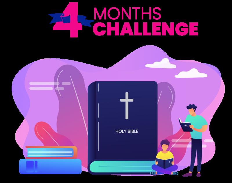 four-months-challenge