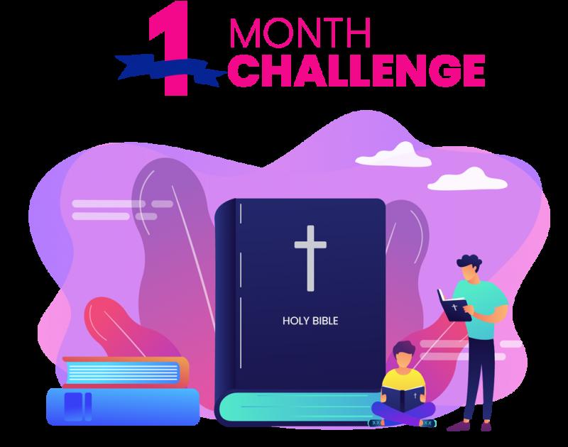 one-month-challenge
