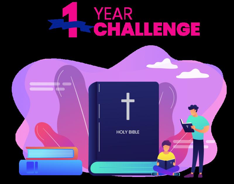 one-year-challenge